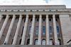 Parliament of Finland, Helsinki (Ninara) Tags: helsinki finland parliament eduskunta mannerheimintie column