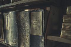 Abandoned Church Library (IAmTheSoundman) Tags: jakebarshick sony a99 takumar vintagelens manualfocus urbanexploring urbex