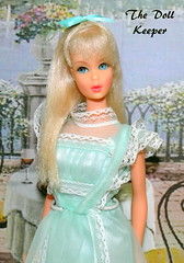 1967 Vintage Mod TNT Platinum Sunkissed Barbie Doll (The doll keeper) Tags: 1967 vintage mod platinum sunkissed tnt barbie doll