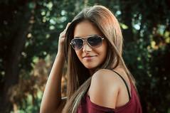 (Alexander Lyakhov) Tags: настя девушка лето июль 2013 50мм гелиос81н nikond90 helios81h 50mm