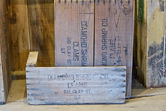 Early 1900s China Camp Boxes (sswj) Tags: historic packingboxes woodenboxes chinacampvillage sanrafael sanpablobay northerncalifornia marincounty 1900s availablelight naturallight existinglight composition scottstewartjohnson abstraction abstractreality signage chinacamp leica dl4 dlux4