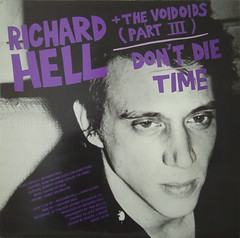 Richard Hell & The Voidoids / The Neon Boys (renerox) Tags: richardhell thevoidoids newwave punk 70s lp lpcovers lpcover records recordsleeve vinyl