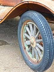 Old Threads (**Jamar**) Tags: lakeelsinore oldcars inlandempire