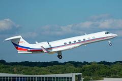 N200A Gulfstream G550 (SamCom) Tags: kdal lovefield dal n200a gulfstream g550