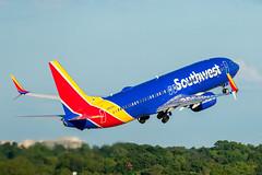 N8699A Boeing 737-8H4 Southwest (SamCom) Tags: kdal lovefield dal n8699a boeing 7378h4 southwest b738