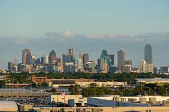 Dallas Skyline (SamCom) Tags: kdal lovefield dal dallas skyline
