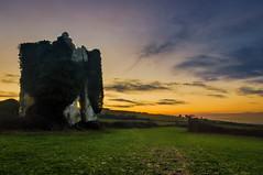 Carthy's Castle (Dara or) Tags: carthyscastle dublin hellfireclub montpelierhill knocklyon firhouse rathfarnham tallaght ruin hunting sunset dusk dolymount loftus longhouse