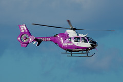N835TX Eurocopter EC135 P2+ Phi Health (SamCom) Tags: kdal lovefield dal n835tx eurocopter ec135 p2 phihealth