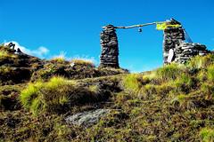 In the name of the Father... (Lopamudra !) Tags: lopamudra lopamudrabarman lopa landscape pitradhar pitridhar garhwal uttaranchal uttarakhand uttarkhand india trek trekking himalaya himalayas highaltitude highland ridge beauty beautiful picturesque