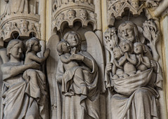 Bosom of Abraham (Lawrence OP) Tags: abraham biblical saintechapelle paris souls heaven