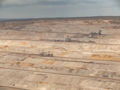 RWE Braunkohle-Tagebau Hambach (Clemens Vasters) Tags: aviation deutschland germany nrw rheinland brankohle climateagent co2 coal energy fossil fossilfuel hambachrwepower lignite mine mining pollution