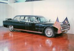 "1961 Lincoln ""X-100"" (Liz Pidgeon) Tags: lincoln x100 president exhibit 1963 henryfordmuseum dearborn"