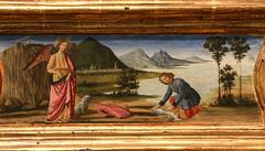 St Raphael the Archangel (Lawrence OP) Tags: raphael saints archangels tobias fish nyc mma