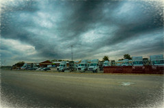 As the Storm Arrives (kendoman26) Tags: hss happyslidersunday hdr nikhdrefexpro2 topazstudio2 sonyalpha sonyphotographing sonya6000 sel1628 sonyvclecu1 morrisillinois