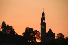 Salzburg Sunset (Alan1954) Tags: church sunset salzburg austria holiday 2019