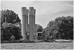 Ventilation (LeonardoDaQuirm) Tags: noordzee noordzeekanaal amsterdam architecture building northsea nordsee ijmuiden velsen verlsertunnel tunnel canal highway