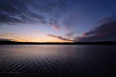 Colourful sunrise (Patricia Buddelflink) Tags: sunrise lake nature landscape