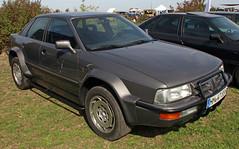 Hunter (Schwanzus_Longus) Tags: technorama hildesheim german germany modern car vehicle sedan saloon 4wd awd 4x4 audi 80 quattro treser hunter