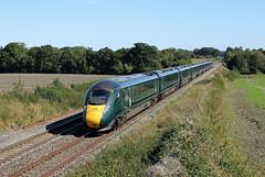 802102 Woodborough (CD Sansome) Tags: woodborough berks hants train trains gwr first great western railway iet intercity express 802 802102 iep