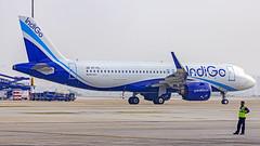 Indigo Airbus A320NEO VT-ITL Bangalore (BLR/VOBL) (Aiel) Tags: indigo airbus a320 a320neo vtitl bangalore bengaluru canon60d canon24205f4l