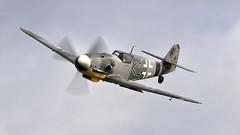 Messerschmitt Bf-109G14 (kamil_olszowy) Tags: messerschmitt bf109g14 warbird legendary fighter hangar10 zirchow fly in