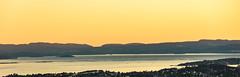 Twilight on the Oslo fjord (Thor Edvardsen) Tags: twilight oslo oslofjorden fjord norway norge nature night water ocean sea seascape seaside seaview canon canon5dsr ef70200mmf28lisiiusm elitegalleryaoi bestcapturesaoi aoi