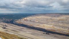 RWE Braunkohle-Tagebau Hambach (Clemens Vasters) Tags: germany deutschland nrw co2 brankohle climateagent fossil energy mine mining pollution coal fossilfuel lignite hambachrwepower aviation rheinland