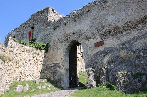 Slowakei, Burg Beckov