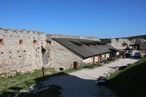 Slowakei, Burg Čachtice