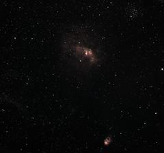 20190920-27 M52, Bubble Nebula, NGC7538 HaOiiiOiii (Roger Hutchinson) Tags: m52 bubblenebula ngc7538 ngc765 nebula astrophotography astronomy london space ts65quad asi1600mmpro zwo