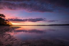 Purple sunset (Sebo23) Tags: purple sunset sonnenuntergang reflections reflektionen radolfzell bodensee lakekonstanz nature naturaufnahme natur landschaft landscape licht light lichtstimmung canoneosr canon16354l