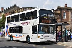 Grayscroft YIW1652 (Ash Hammond) Tags: metrobus grayscroft scanian94ud eastlancsomnidekka 451 yu52xvk yiw1652
