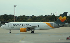 Thomas Cook Airlines EC-MTJ Airbus A320-214 flight DE1184 departure from Dusseldorf DUS Germany bound for Zadar ZAD Croatia DUS (japes10) Tags: thomas cook airlines ecmtj airbus a320214 flight de1184 departure from dusseldorf dus germany bound for zadar zad croatia