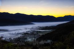 Foggy Wake Up & View