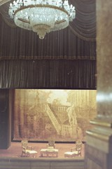 Real teatro di corte (laetitia.delbreil) Tags: film filmphotography westillcare ishootfilm filmisback filmisawesome filmisnotdead argentique analogue analogico análogo color colour colore couleur pentacon prakticab200 praticar50mm118 vintagecamera reflex slr singlelensreflex eastgermancamera fixedfocallength theatre teatro realteatrodicorte caserta regiadicaserta luigi vanvitelli ifeelfilm palcoscenico availablelight kodakcolorplus200 iso200 luigivanvitelli jesuisargentique believeinfilm
