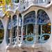 Detail of Casa Battlo, Barcelona