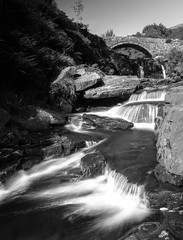 Bridge fall (designfabric57) Tags: g7 lumix panasonic district peak bridge falls waterfalls