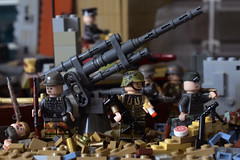 die letzte 88 (Rage_Rex) Tags: lego ww2 berlin
