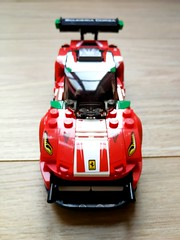 It's not really that of Leclerc, but the little horse is there !! (VauGio) Tags: ferrari leclerc lego huawei huaweip10 p10 leica leicalens redferrari gioco