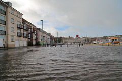 EOS 6D_Peter Harriman_09_38_22_03990_Flooding_dpp (petersnapsnap) Tags: weymouth commercialroad flooding