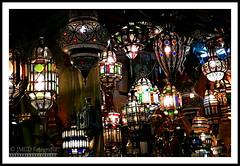 Lights in the Souk (jose_miguel) Tags: jose miguel rigotag españa spain espagne panasoniclumixfz50 panasonic lumix marruecos maroc morocco marrakesh marrakech marraquech zoco souq souk noche night nuit larga exposición long exposition longue lámpara lamp lampe arab árabe islam muslim musulman musulmán muslims musulmanes arabian color colour couleur contraste contrast