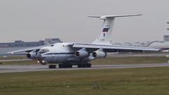 RA-76669 Russian Federation Air Force Ilyushin Il-76MD (Nathan_Ivanov) Tags: airplane aircraft aviation spotting planespotting vko vnukovo uuww ilyushin il76