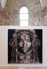 Empress Akinyi, par YZ (Livith Muse) Tags: art exposition empress yz collégiale orléans centre france saintpierrelepuellier akinyi panasonic lumix g80 leicadgsummilux15f17 leica15mmf17 leica 15mm