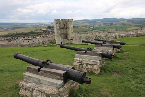 Slowakei, Zipser Burg, Spišský hrad