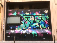Setembre19 RSA021. (Joanbrebo) Tags: grafitis murales murals pintadas streetart iphone365 iphonex españa larioja logroño