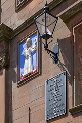 Midsteeple, Dumfries (itmpa) Tags: dumfries scotland midsteeple 17057 listed categorya townhouse tobiasbachup highstreet archhist itmpa tomparnell canon6d canon 6d