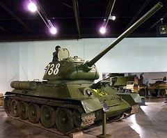 """T-34-85 1 • <a style=""""font-size:0.8em;"""" href=""""http://www.flickr.com/photos/81723459@N04/48814539112/"""" target=""""_blank"""">View on Flickr</a>"""