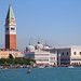 Doge's palace and St. Mark's Campanile