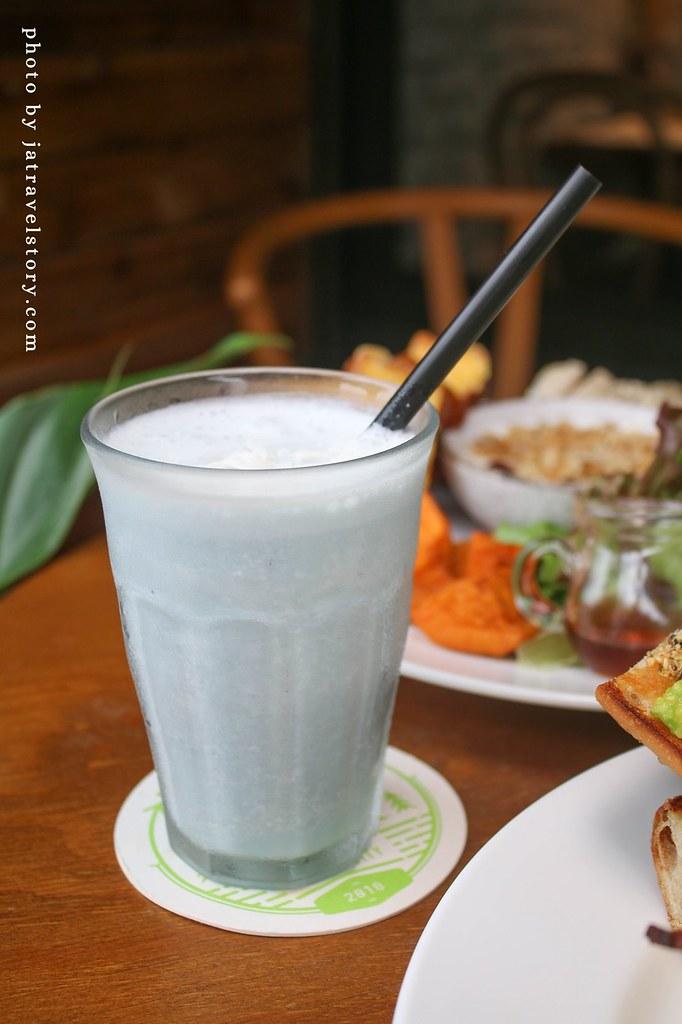 Little Sprout 小初芽 清新風客製化早午餐,大推法式吐司Q軟又香甜【捷運內湖】內湖美食 @J&A的旅行