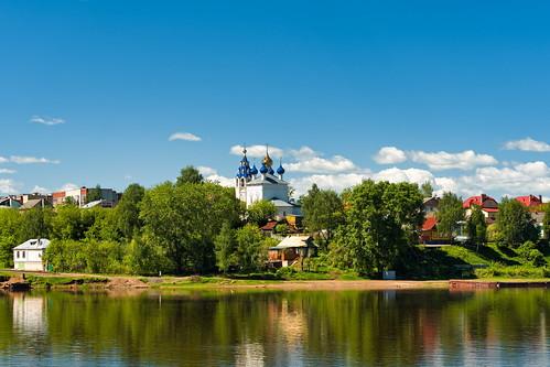 Volga River 196 ©  Alexxx Malev